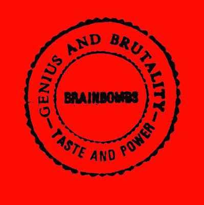 Brainbombs- Genius And Brutality LP - Skrammel - Dead Beat Records