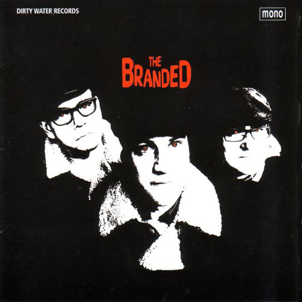 Branded- S/T LP ~COUNT FIVE!