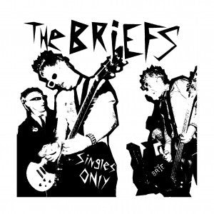 "The Briefs– Singles Only 7"" BOX SET - Modern Action - Dead Beat Records"