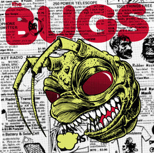 "The Bugs- E-Harmony Rejected Me 7"" ~EX- QUEERS! - Surfin Ki - Dead Beat Records"