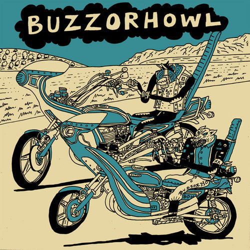 "Good Grief / Buzz Or Howl- Split 7"" ~DINOSAUR JR!"