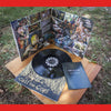 Call The Cops- Bastards LP ~W/ MASSIVE POSTER + COMIC BOOK! - Pogohai - Dead Beat Records - 1