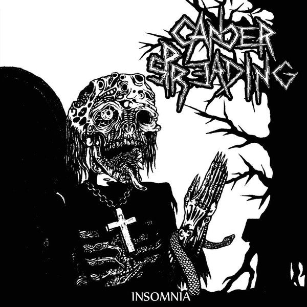 "Cancer Spreading/Fatum- Split 7"" - Pogohai - Dead Beat Records - 1"