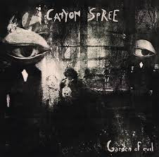 Canyon Spree- Garden of Evil LP - Beast - Dead Beat Records