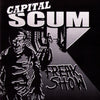 "CAPITAL SCUM- Freak Show 7"" - RNR Radio - Dead Beat Records"
