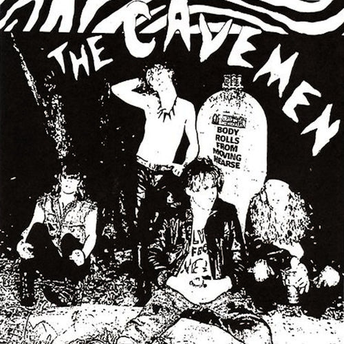 The Cavemen- S/T CD ~REISSUE WITH TWO BONUS TRACKS!