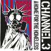 Channel 3- A Home For The Homeless LP ~BLACK WAX LTD TO 200! - Wanda - Dead Beat Records