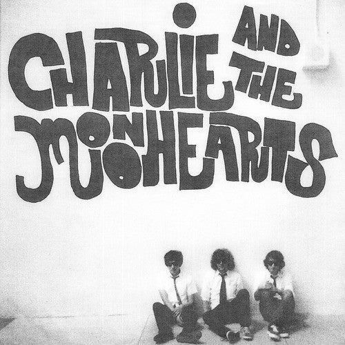 "Charlie + The Moonhearts- I Think You're Swell 7"" ~ORANGE WAX! - Goodbye Boozy - Dead Beat Records"