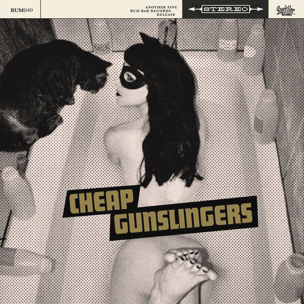 Cheap Gunslingers- S/T CD ~EX GOTOHELLS!