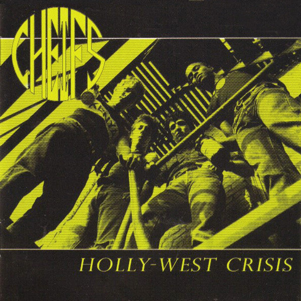 Cheifs- Holly-West Crisis CD ~REISSUE!