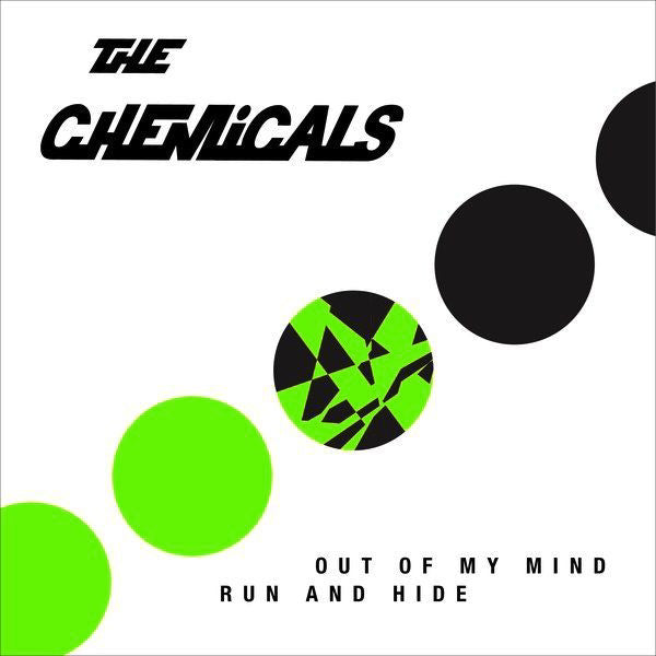 "Chemicals- Out Of My Mind 7"" ~REISSUE / RARE WHITE WAX LTD TO 100!"