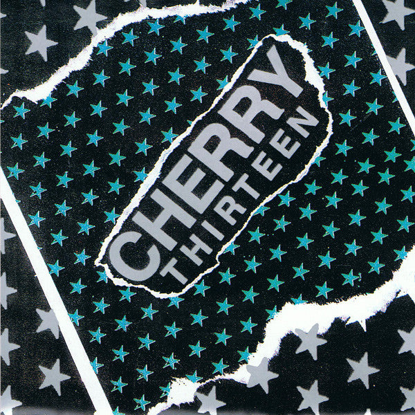"Cherry Thirteen- Twisted 7"" ~BLUE VINYL LTD TO 100 COPIES! - Reptilian - Dead Beat Records"