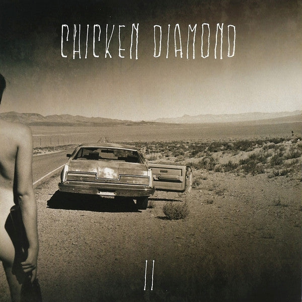 Chicken Diamond- II LP - Beast - Dead Beat Records