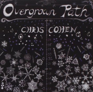 Chris Cohen- Overgrown Patch LP - Captured Tracks - Dead Beat Records