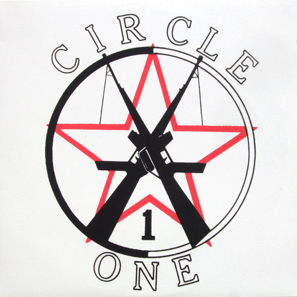 Circle One- Patterns Of Force LP ~REISSUE! - Puke N Vomit - Dead Beat Records