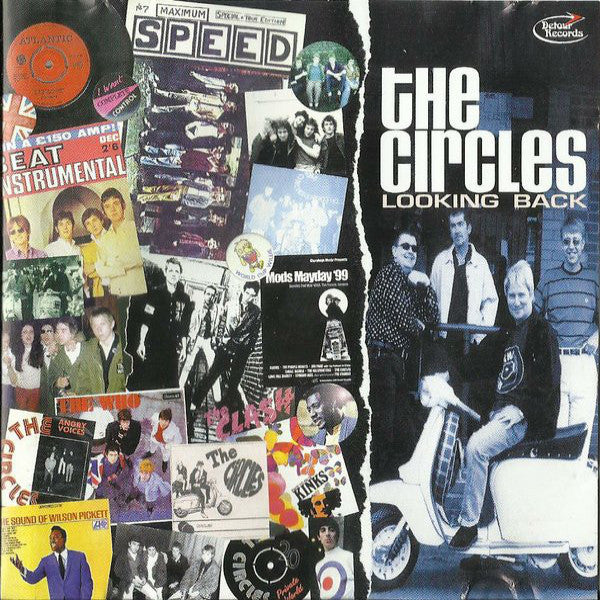 Circles- Looking Back LP ~THE JAM! - Detour - Dead Beat Records