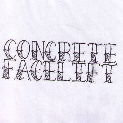 "Concrete Facelift- Uuaagghh  7"" ~AGENT ORANGE! - FNS RECORDS - Dead Beat Records"