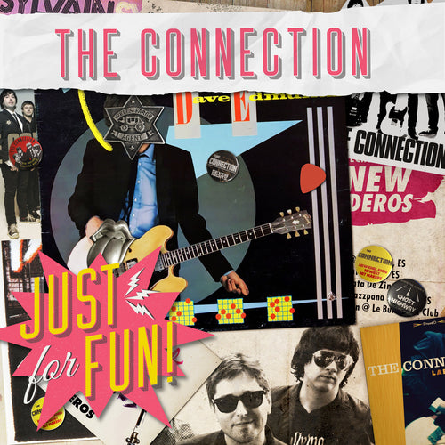 Connection- Just For Fun CD