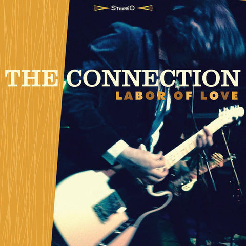 The Connection- Labor Of Love CD ~JAPANESE IMPORT! - SP Records - Dead Beat Records