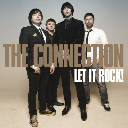 The Connection- Let It Rock! CD ~US PRESS ON KING YUM! - King Yum - Dead Beat Records