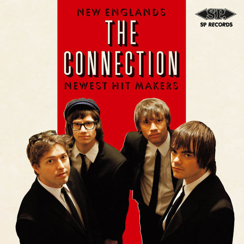 The Connection- New Englands Newest Hit Makers LP ~JAPANESE IMPORT! - SP Records - Dead Beat Records