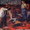 Contrasto- Statico Senso LP ~INDIGESTI / RAW POWER! - Mad At The World - Dead Beat Records