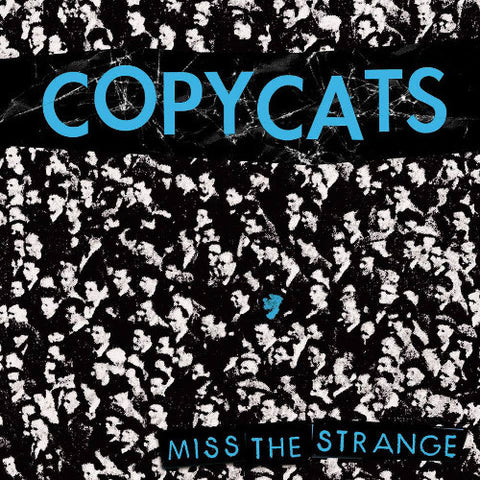 "Copycats- Miss The Strange 7"" ~BUZZCOCKS! - Anti Guays - Dead Beat Records"