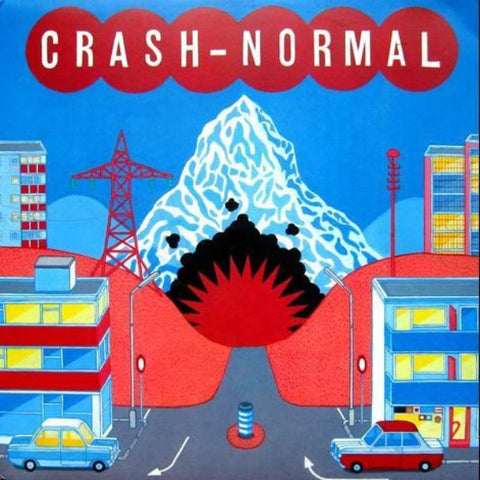 Crash Normal- My First Stop LP ~COUNTRY TEASERS! - Rococo - Dead Beat Records