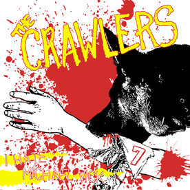 "The Crawlers- I Hate Michael Vick 7"" - NO FRONT TEETH - Dead Beat Records"