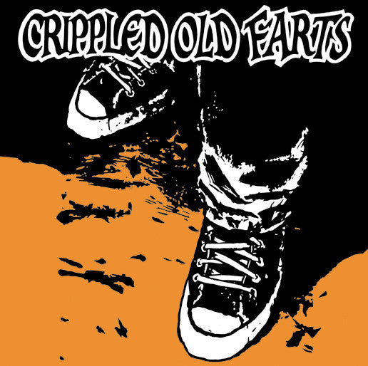 "Crippled Old Farts- S/T 7"" ~DIFFERENT COVERS!! - Shogun - Dead Beat Records"