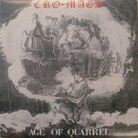 Cro-Mags - Age Of Quarrel LP ~KILLER! - Redrum - Dead Beat Records