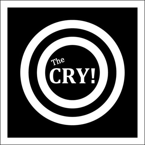 The Cry!- S/T LP ~RARE JAPAN PRESSING! - SP Records - Dead Beat Records - 1