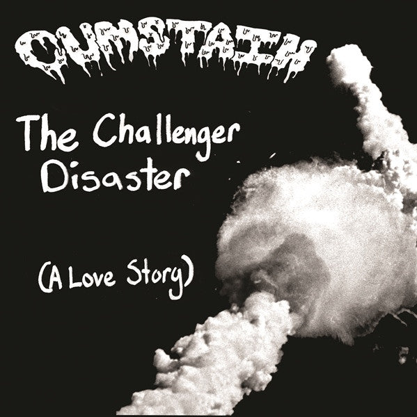 "Cum Stain- The Challenger Disaster (A Love Story) 7"" ~300 PRESS - Hovercraft - Dead Beat Records"