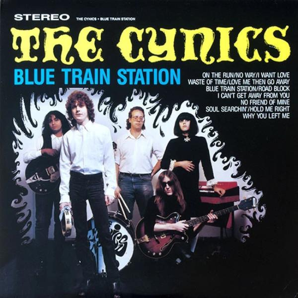 Cynics- Blue Train Station LP ~REISSUE! - Get Hip - Dead Beat Records