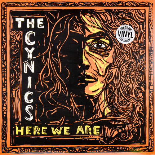 Cynics- Here We Are LP ~CHESTERFIELD KINGS!