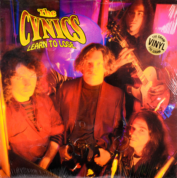 Cynics- Learn To Lose LP  ~RARE PURPLE WAX!