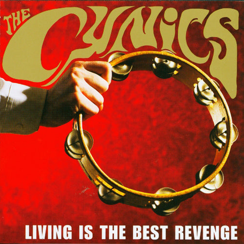Cynics- Living Is The Best Revenge LP ~KILLER!