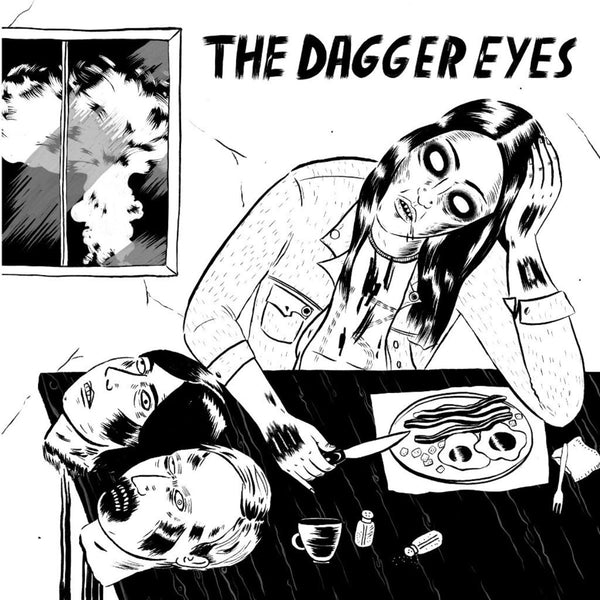Dagger Eyes- S/T LP ~BUZZCOCKS!