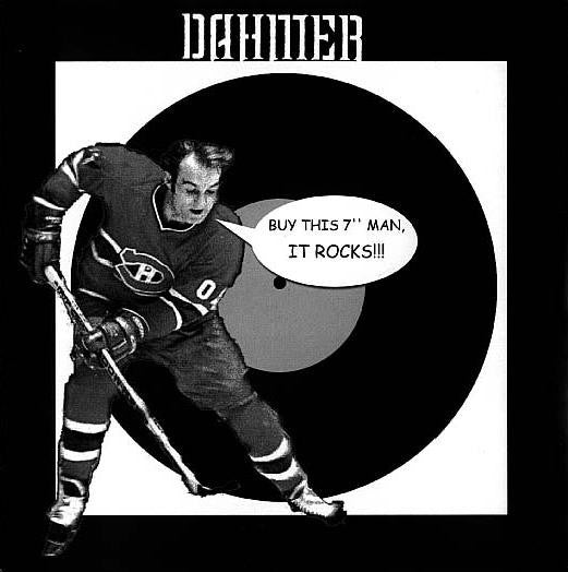"Dahmer / Parade Of The Lifeless- Split 7"" OUT OF PRINT - Agitate 96 - Dead Beat Records"