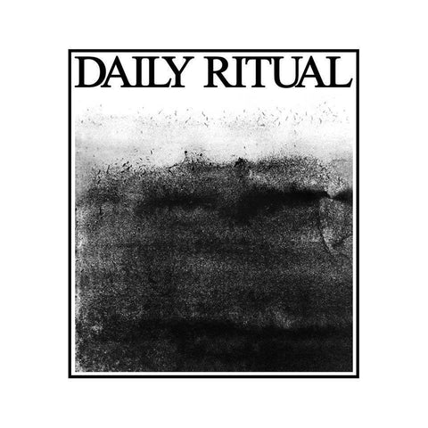 Daily Ritual- S/T LP  ~WHITE LUNG!