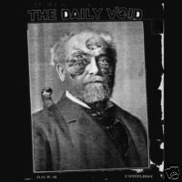 "Daily Void/O Voids- Split 7"" - DHR - Dead Beat Records"