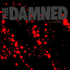 The Damned- At The BBC LP - Deep Blue Sea - Dead Beat Records