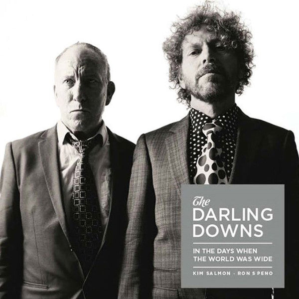 DARLING DOWNS- In The Days When LP ~EX SCIENTISTS! - Beast - Dead Beat Records
