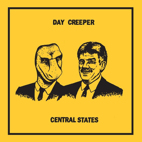 Day Creeper- Central States LP - Heel Turn Records - Dead Beat Records