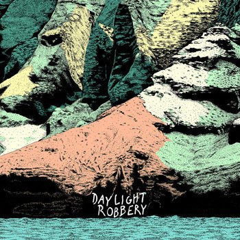 "Daylight Robbery- Distant Shores 7"" ~LTD TOUR SINGLE! - POISON CITY - Dead Beat Records"