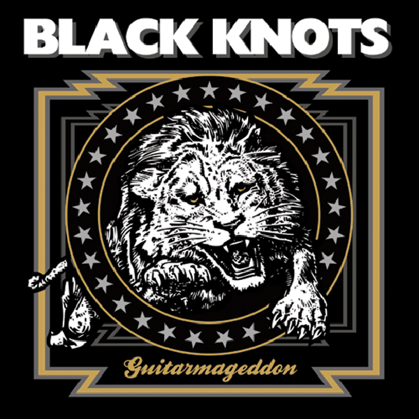 Black Knots- Guitarmageddon CD ~NASHVILLE PUSSY!
