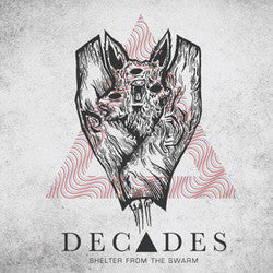"Decades- Shelter from the Swarm 7"" ~ LTD TO 189 - State Of Mind - Dead Beat Records"