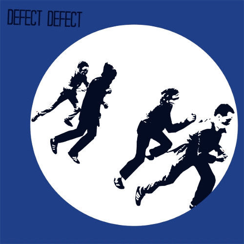 Defect Defect- S/T LP ~EURO PRESS WITH BLUE COVER! - Taken By Surprise - Dead Beat Records