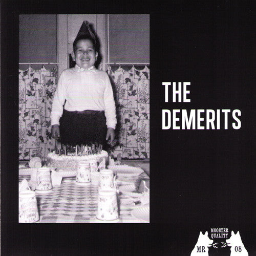 The Demerits- Shake 7""