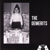 "Demerits- Shake 7"" ~BLUE COKE BOTTLE CLEAR LTD TO 100! - Mooster - Dead Beat Records - 2"